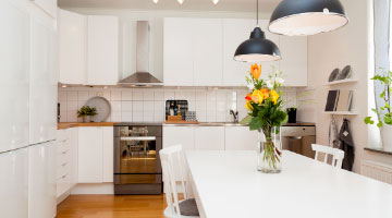 Rekonstrukce kuchyní